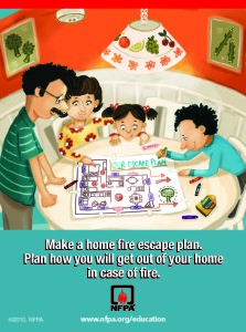 Make a Plan as a Family Today