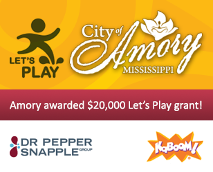 Amory Awarded Lets Play GrantI